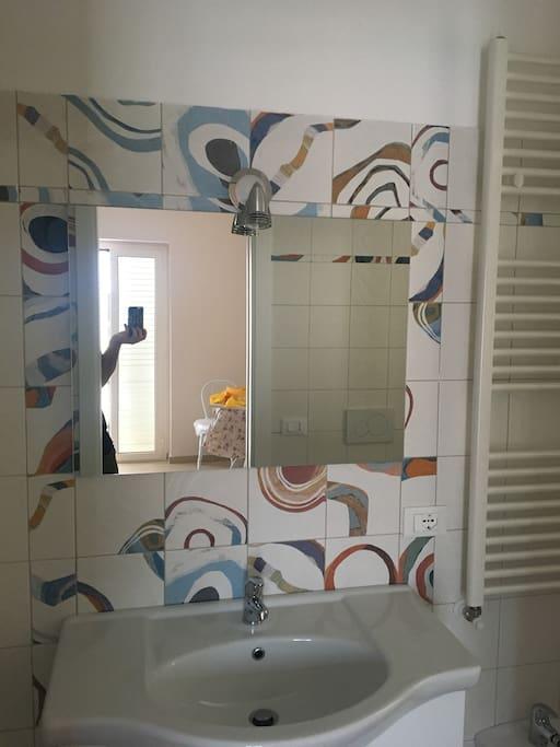 bagno in camera matrimoniale 1