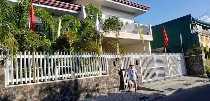 Fully furnished brand new home in Angono for rent