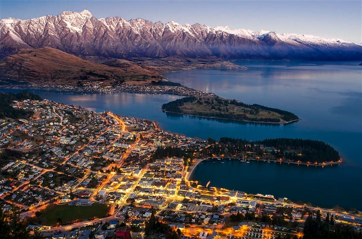 The Gravellers GUIDEBOOK to Queenstown