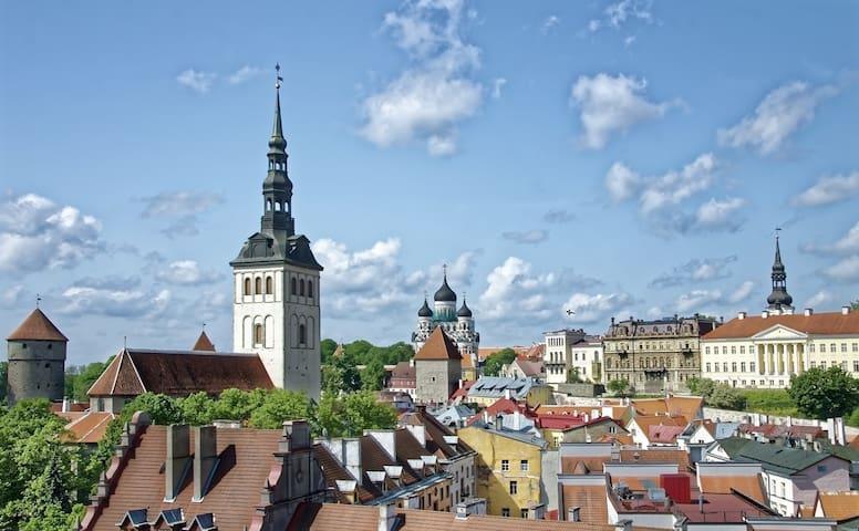 Guidebook for Tallinn