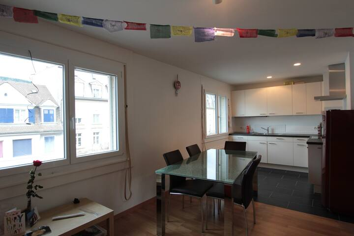 Very nice apartment - Biel/Bienne - Appartement