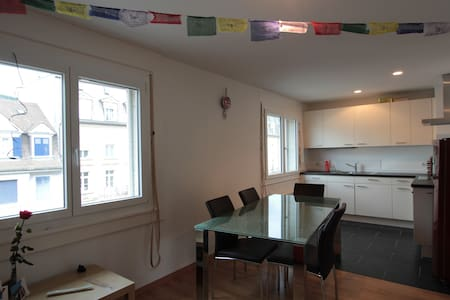 Very nice apartment - Biel/Bienne - Apartment