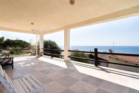 Sul Mare.... - Fontane Bianche - Villa