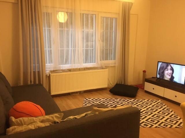 Cosy apartment in the centre of BEŞİKTAŞ