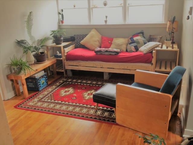 One Bedroom Apartment - Halifax - Daire