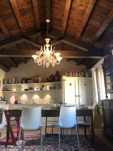 Cosy gem in the heart of Prosecco hills