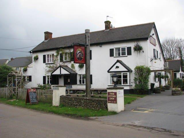 The Otter Pub 5mins walk away