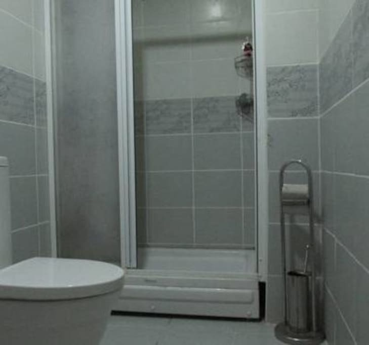 Galataport Residences Şişli Bathroom