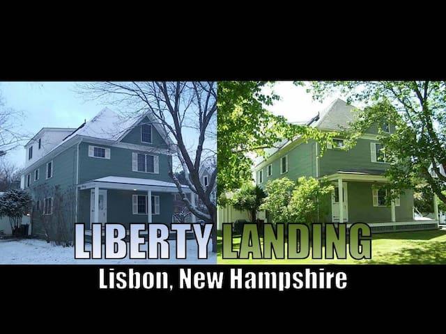 Liberty Landing - Lissabon - Huis