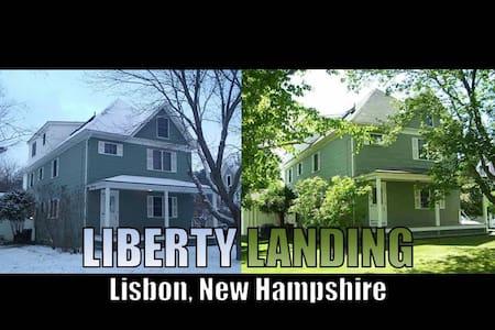 Liberty Landing - Lisbon