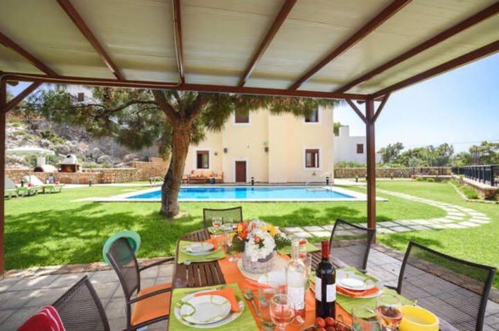 Villa st Nicholas