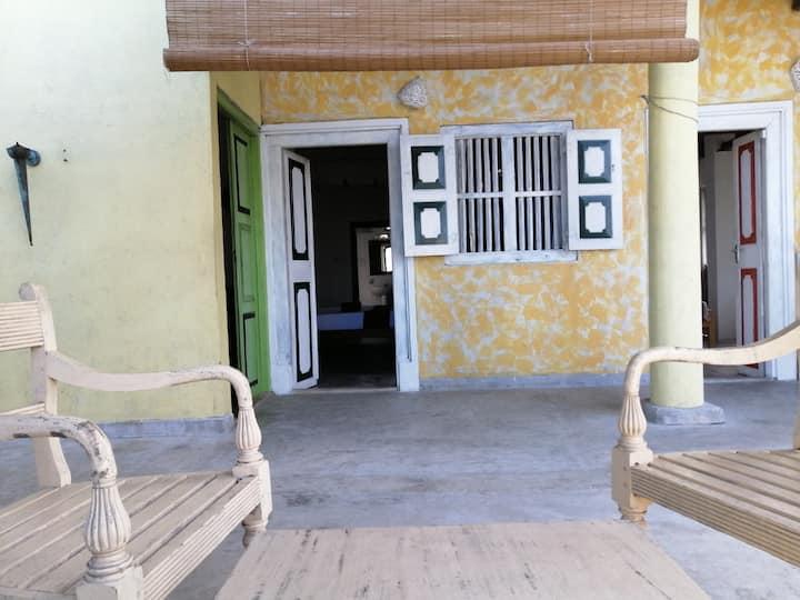 Sithila Villa Cozy styl Triple Room