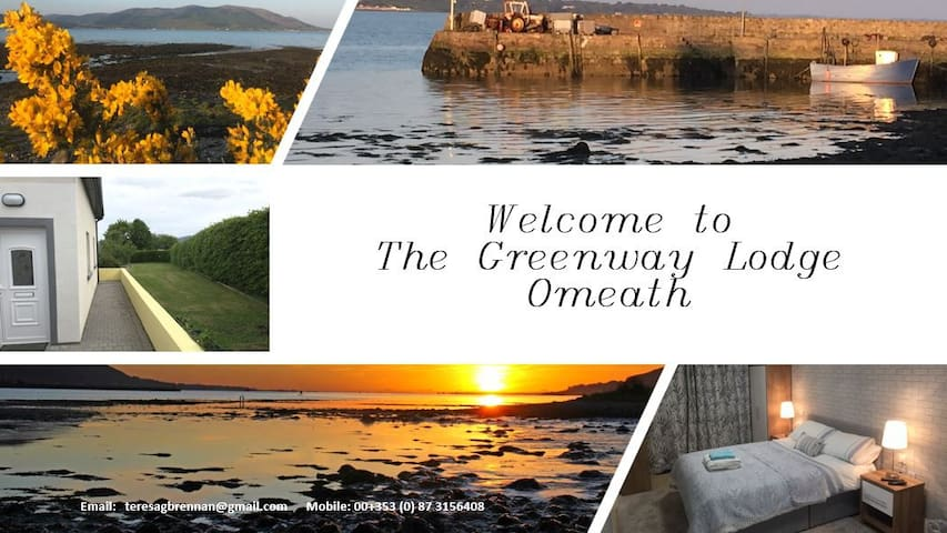 The Greenway Lodge, Omeath, Carlingford Lough