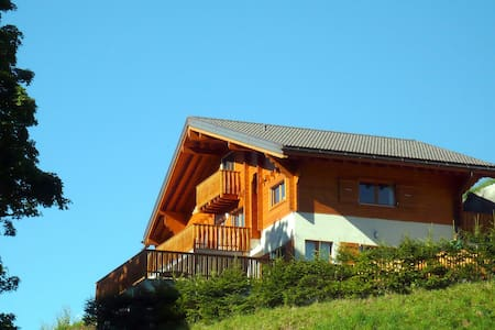 Apartment in  Champéry, Switzerland - Champéry