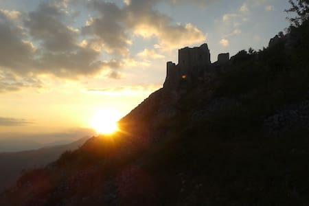 Unforgettable getaway in Rocca - Calascio - Hus