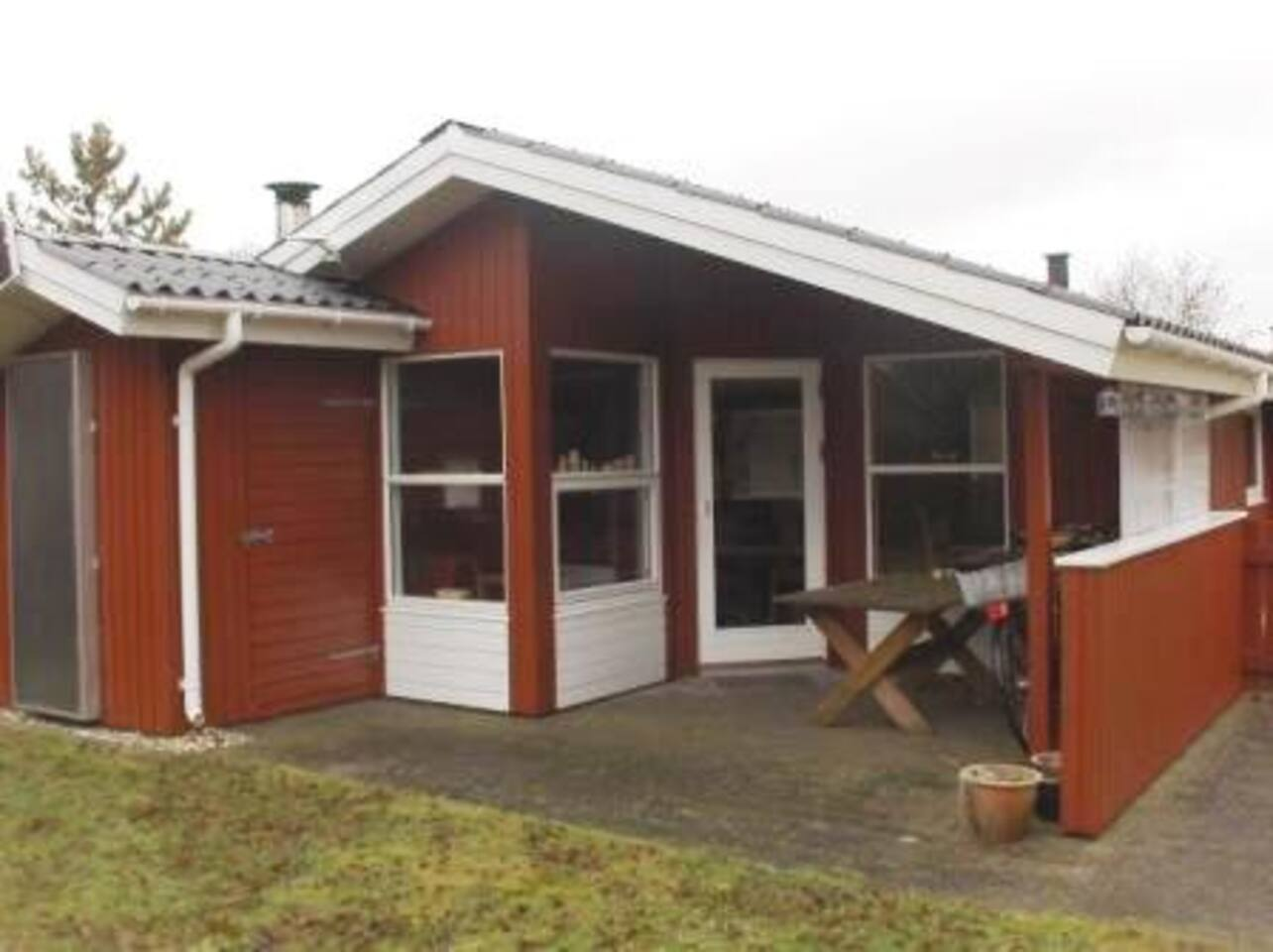 Holiday home for 4 Pesons in Bork