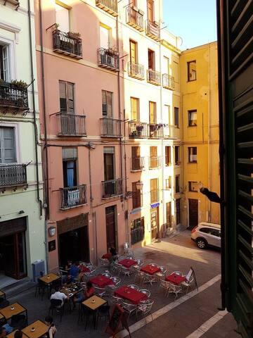 Salita Scalette  Santa Chiara n. 2 - Piazza Yenne
