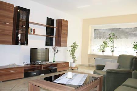 Grosse Ferienwohnung im Spessart  - Hausen - Διαμέρισμα
