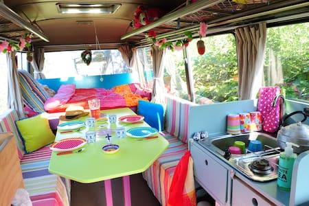 Surf Bus - Driehuizen - Karavan/RV