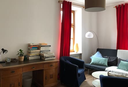 Appartment with 3 rooms in Schwabing