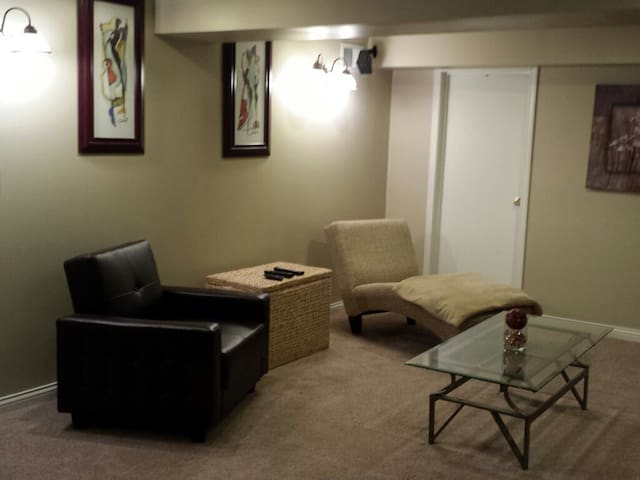 Cozy 1BR Lower Level Apt for You! - Milwaukee - Huoneisto