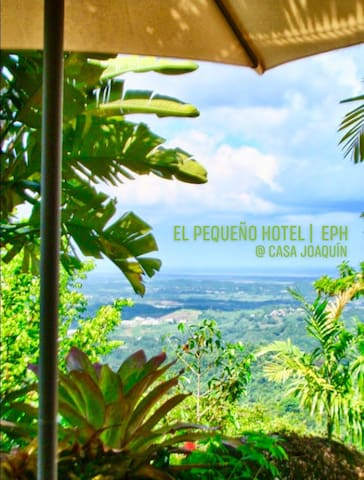 Villa w/ Vistas in the Rain Forest Mountains-EPH-6