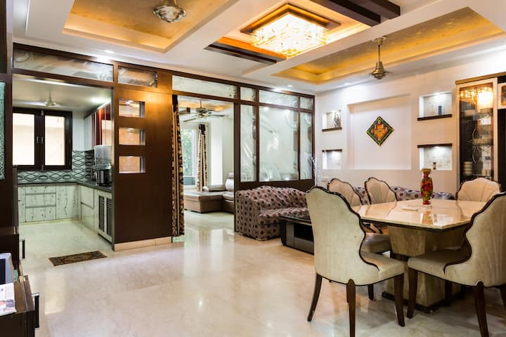 Guesthouse Marriage Home Wedding Stay Party 50 Ppl Townhouses For Rent In Delhi Delhi India