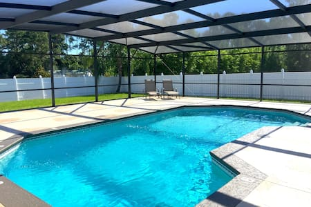 Stunning 4 Bedroom Home With Huge Private Pool! - Clermont - Maison