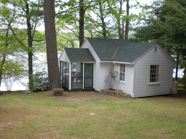 LAKE WINNIPESAUKEE COTTAGE #1 - Moultonborough - Cabin
