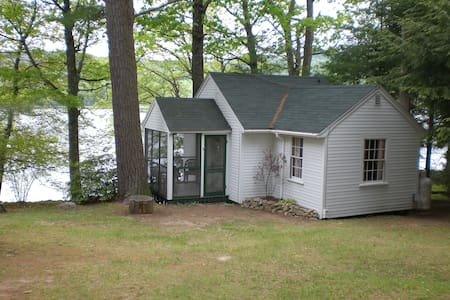 LAKE WINNIPESAUKEE COTTAGE #1 - Moultonborough