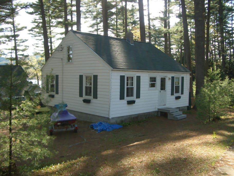 Cottage #3 has two bedrooms