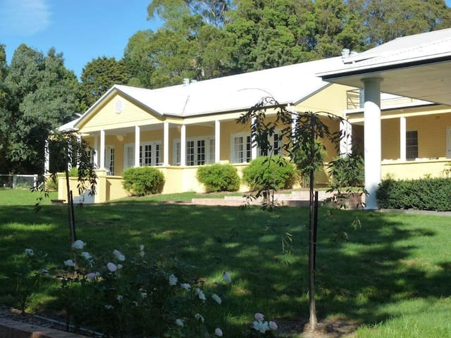 Bundanoon Lodge - Bundanoon - Bed & Breakfast
