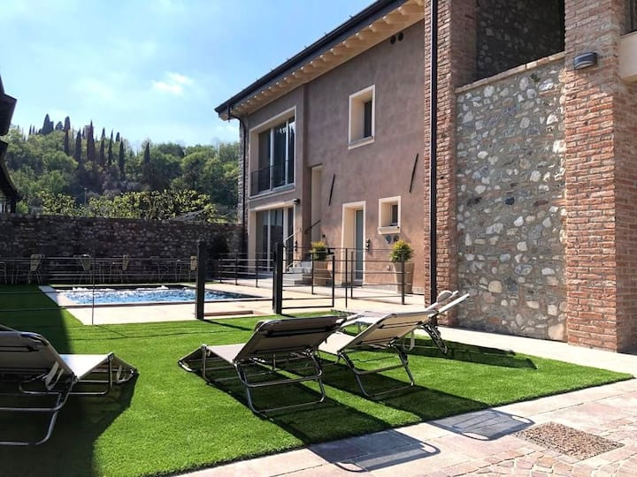 Villa Fontanelle - TriLoft con piscina [2]