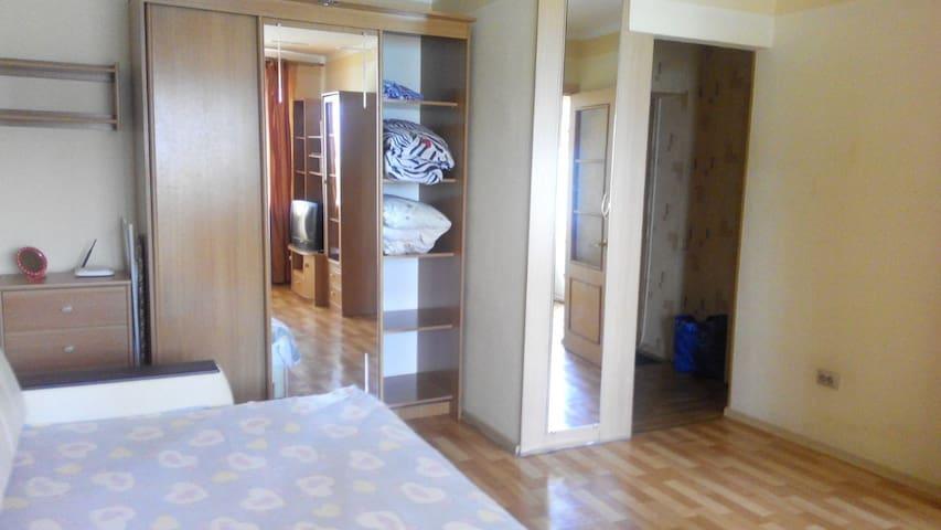 Квартира у моря на центральном пляже - Noworossijsk - Wohnung