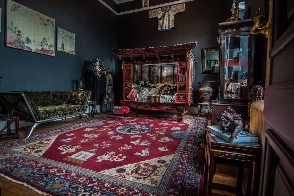 Chinese Opium Suite