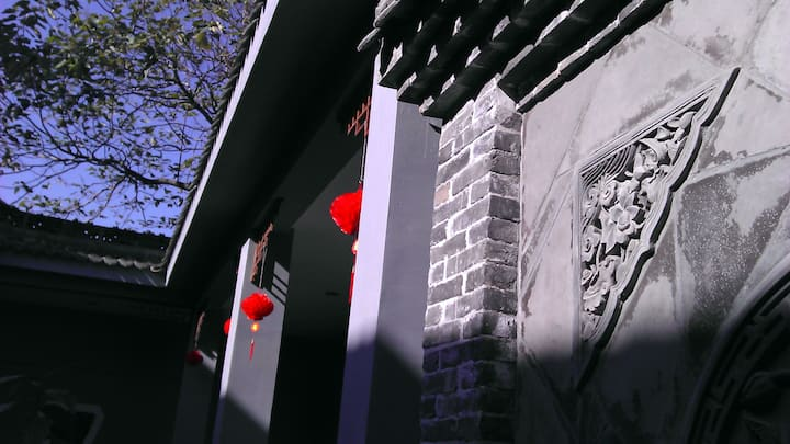 Fushantang Quad Shaohuashan Huashan  Standard Room