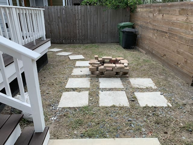 Fire pit for your use