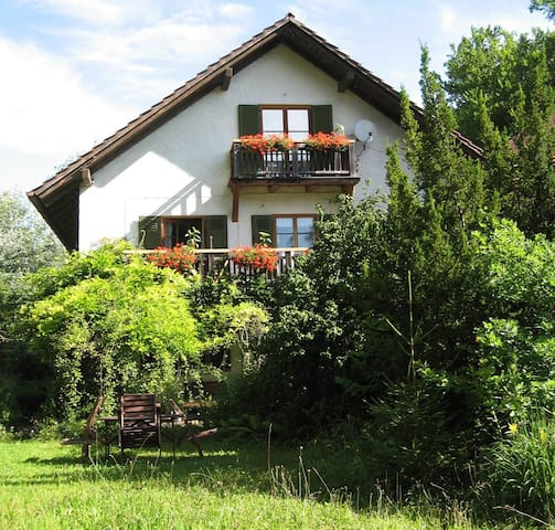 Vacation home 3 bedrooms Bavaria - Rottenbuch - Wohnung