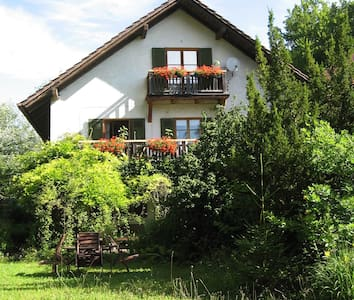 Vacation home 3 bedrooms Bavaria i - Wohnung