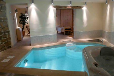 Casa Acqua Dolce: house with spa - Oprtalj