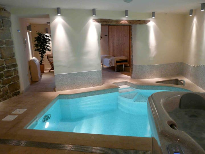 Casa Acqua Dolce: house with spa