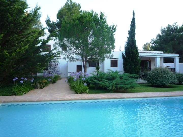 Beautiful villa special for familie