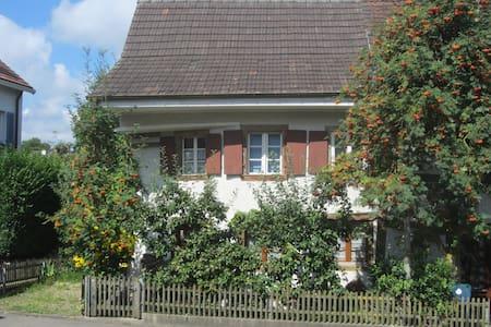 Maison à colombage près de Bâle - Schönenbuch - Hus