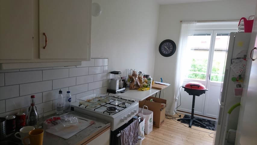 1 bedroom apartment, available during JULY ONLY - Malmö - Wohnung