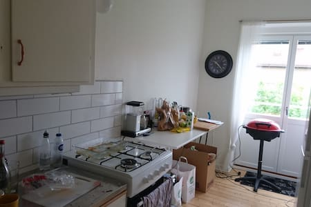 1 bedroom apartment, available during JULY ONLY - Malmö - Apartment