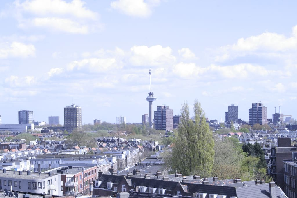 View on Euromast