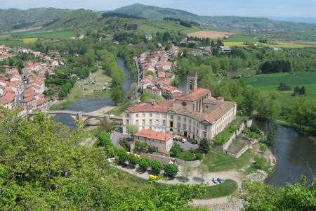Riverview Le Bois - Lavoûte-Chilhac - Dom