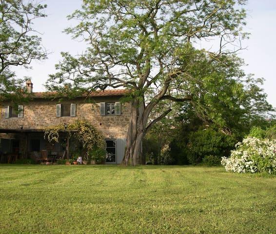 villa in Tuscany spectacular views  - Capraia e Limite - วิลล่า