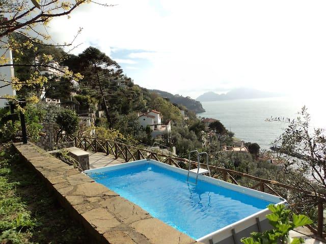Villa Quartz beautiful Capri view  - Riviera di Marcigliano