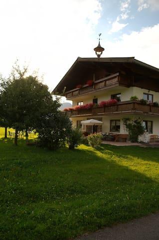 Sommer im Landhaus Greiderer